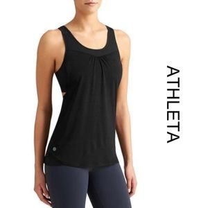 [athleta] Gel Mesh Supercharged Tank Small